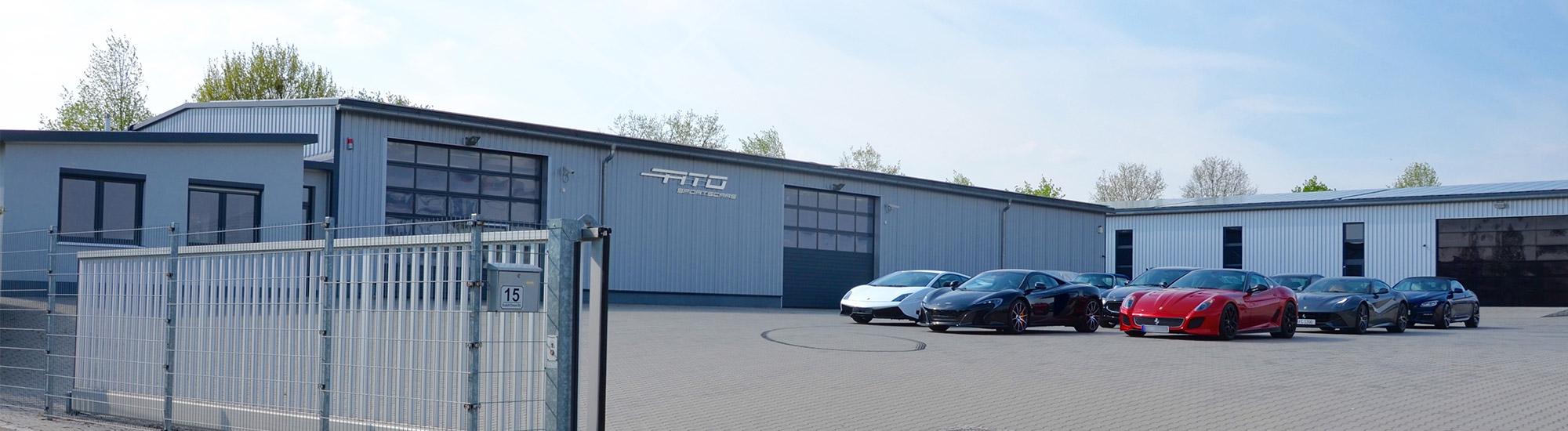 ATD-Sportscars Fuhrpark