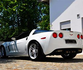 Corvette bei ATD-Sportscars