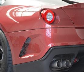 Ferrari bei ATD-Sportscars