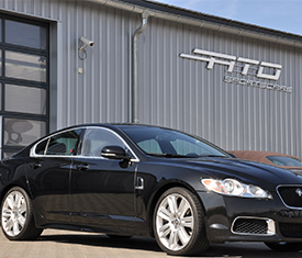 Jaguar bei ATD-Sportscars