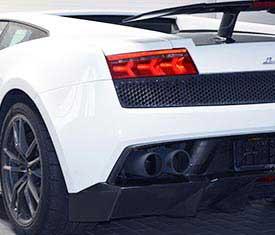 Lamborghini bei ATD-Sportscars