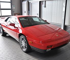 Lotus bei ATD-Sportscars