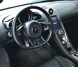 McLaren bei ATD-Sportscars