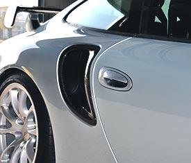Porsche bei ATD-Sportscars