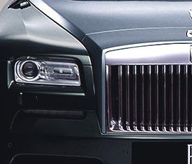 Rolls Royce bei ATD-Sportscars