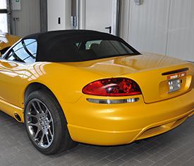 Viper bei ATD-Sportscars